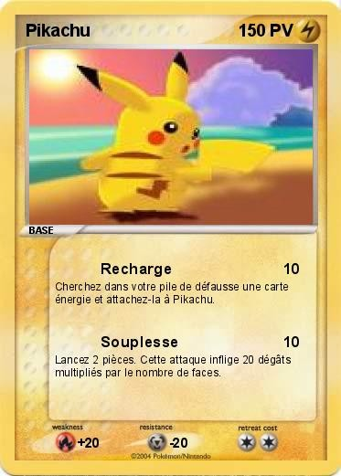 Cr er carte pokemon gratuit - Carte pokemon gratuite ...